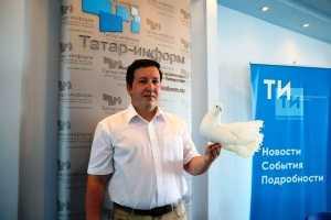 Заводчик голубей из Казани