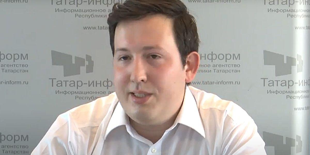 Заводчик голубей из Казани Тимур Яшков