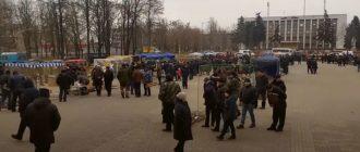 обзор выставки - ярмарки голубей Донецк