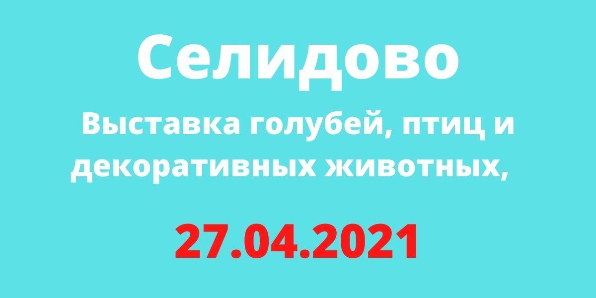 27.04.2021 Селидово