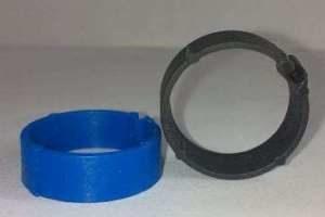 Маркеровочные кольца для голубей диам. 10мм